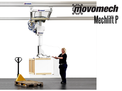The Mechlift Pro P™ is a versatile moment-absorbing manipulator
