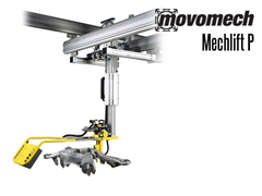 The Mechlift Pro™ is well suited to demanding environments such as in assembly processes in the automotive industry.