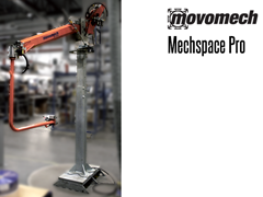 The momentum absorbing features provide advantages for complex material handling operations, and for gripping and rotation of irregular or unconventional loads