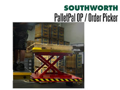 PalletPal OP Order Picker fits all brands of order pickers