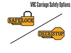 Picture for VRC Carriage Safety Options