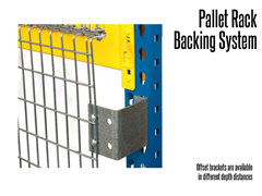 """Offset brackets are available in 4"""", 6"""" and 8"""" depths"""