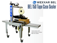 Picture for Wexxar BEL 150 Semi-Automatic Tape Case Sealer