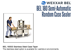 The BEL 180SS is a Stainless Steel option available for washdown environments.
