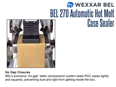 BEL 270 No Gap Closures from its static compression system