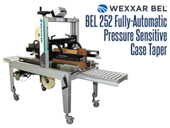 Picture for Wexxar BEL 252 Pressure Sensitive, Fully Automatic Case Taper