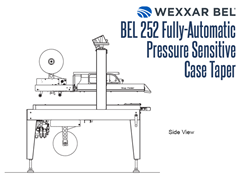 The BEL 252 Side View Schematic