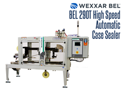 Picture for Wexxar BEL 290T High Speed Automatic Tape Case Sealer