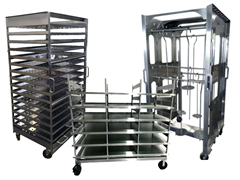 Picture for category Food Grade Stainless Steel Racking