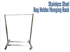 Food Safe Stainless Steel Hang Rack