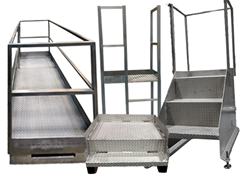 Picture for category Food Grade Stainless Steel Access Components