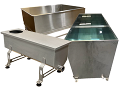 Picture for category Food Grade Stainless Steel Vats and Tanks