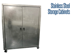 Picture for Stainless Steel Cabinetry