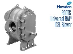 The Roots Universal RAI ™ DSL  (Dual Splash Lube) Blower is available in a variety of models and sizes.