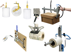 Thomas Conveyor offers a wide variety of end effectors for our Ergonomic Lifter line of products