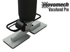 Vacuhand Pro Double Foot Vacuum Attachment