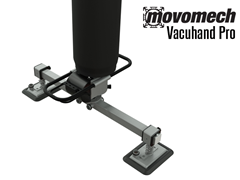 Vacuhand Pro Double Foot Yolked Vacuum Attachment