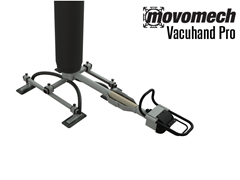 Vacuhand Pro Four Footed, H Style, Long Handled, Flexible Vacuum Attachment
