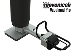 Vacuhand Pro Long Handled, Single Foot Vacuum Attachment