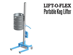 Picture for LIFT-O-FLEX™ Portable Keg Lifter