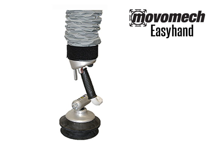 The Easyhand Pro is a one handed vacuum tube lifter