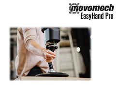 Easyhand Pro Vacuum Lifter Handles Boxes and items up to 121 lbs.