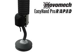 Easyhand Pro Rapid Vacuum Tube Lifter with Single Suction Cup Attachment