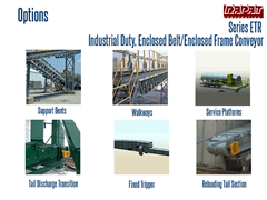 Series ETR Options include service platforms and walkways
