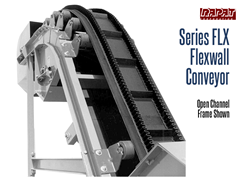The Rapat Series-FLX shown with Open Channel Framing