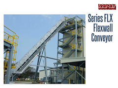 The Rapat Series-FLX is ideal for steep inclines up to 90°