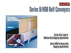 Rapat Series B/HDB Conveyor Leg Assemblies
