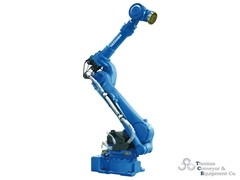 Robot designed for heavy part processing applications
